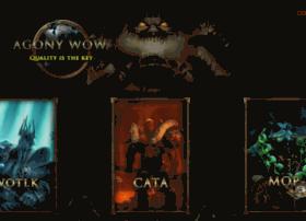 agony-wow.com