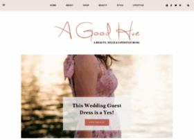 agoodhueblog.com
