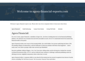 agora-financial-reports.com