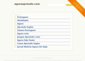 agoraaprendo.com
