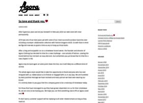 agoraclothing.com
