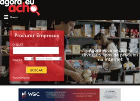 agoraeuacho.com.br