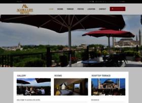 agoralifehotel.com