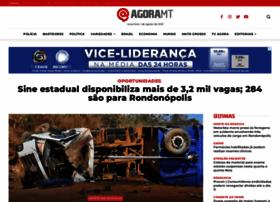 agoramt.com.br
