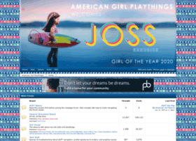 agplaythings.proboards.com