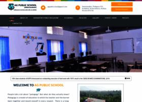 agpublicschool.com