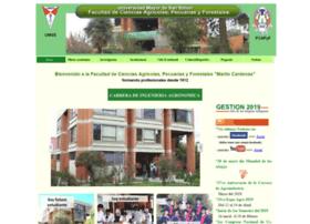 agr.umss.edu.bo