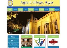 agracollegeagra.org