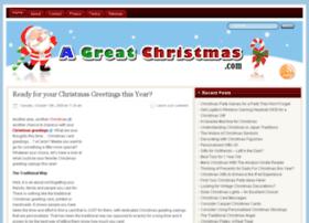 agreatchristmas.com