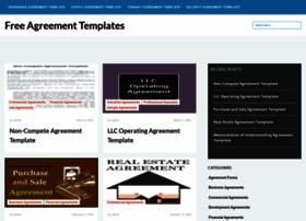 agreementstemplates.org