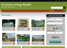 agreenlivingworld.com