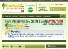 agreensupply.net