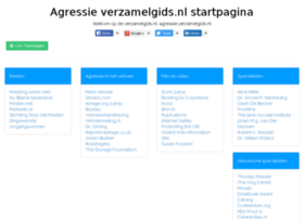 agressie.verzamelgids.nl