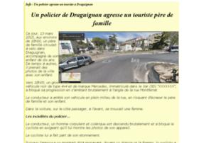 agression.draguignan.online.fr