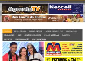 agrestetv.com.br