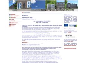 agricola-gymnasium.de