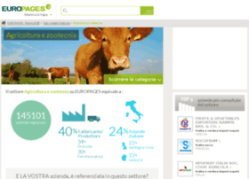 agricoltura-zootecnia.europages.it