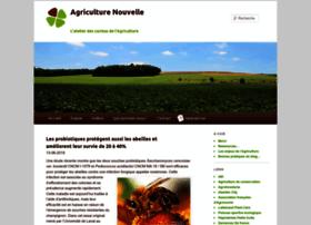 agriculture-nouvelle.fr