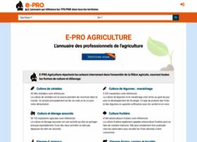 agriculture.e-pro.fr