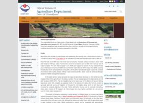 agriculture.uk.gov.in