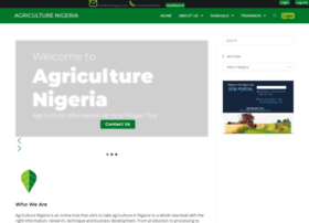 agriculturenigeria.com