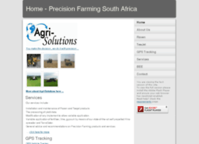 agrisolutions.co.za