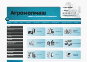 agro-molmash.ru