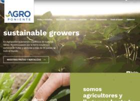 agroponiente.com