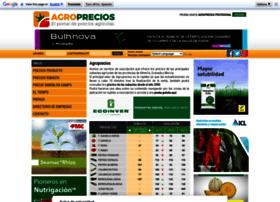 agroprecios.com