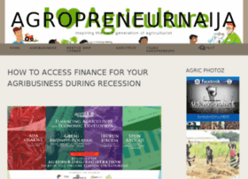 agropreneurnaija.wordpress.com