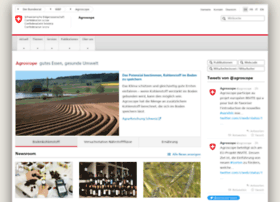 agroscope.admin.ch