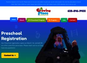 agrowingplacepreschool.org