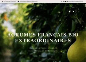 agrumes-baches.com