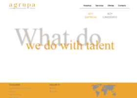 agrupa.com