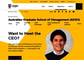 agsm.edu.au
