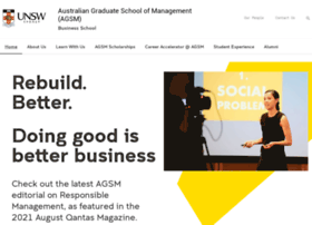 agsm.unsw.edu.au