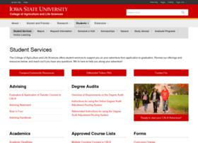 agstudent.iastate.edu