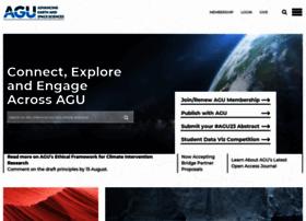 agu.org