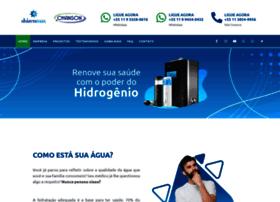aguaalcalinachanson.com.br