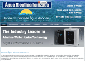 aguaalcalinaionizada.com.br