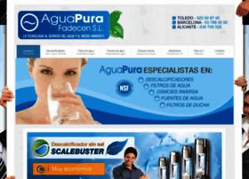 aguapura.ecodeter.com