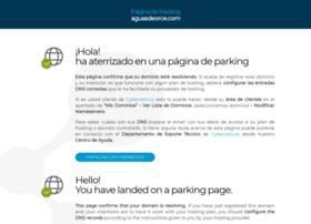 aguasdeorce.com