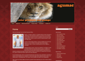 agumac-solar-electric-pumps.com
