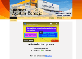 agustinabermejo.edu.ar