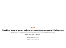 agustinvillalba.com