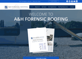ah-forensicroofing.com