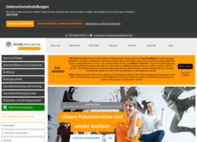 ahab-akademie.com