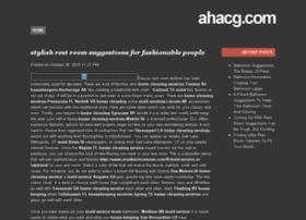 ahacg.com