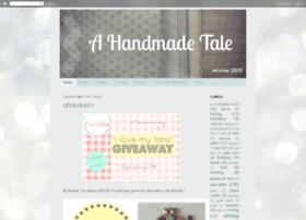 ahandmadetale.blogspot.com