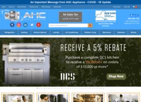 ahcappliances.com